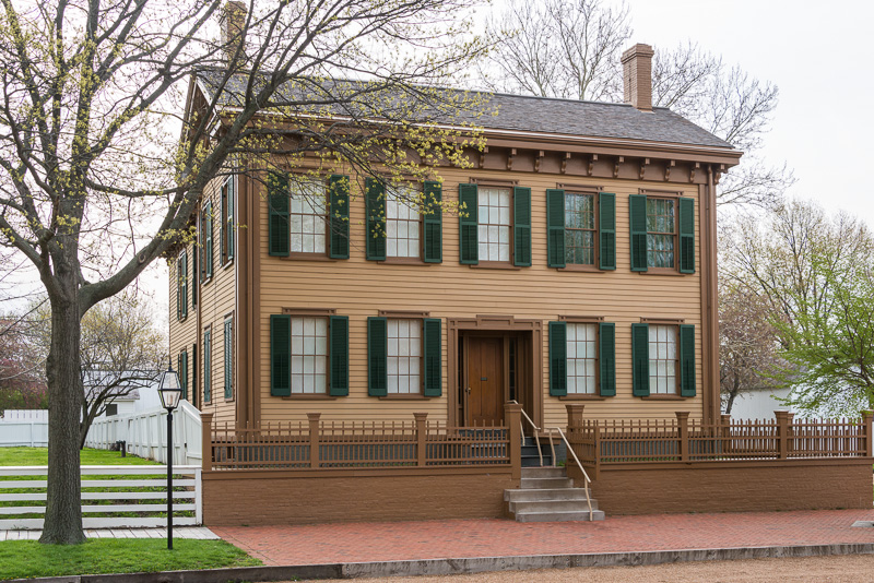 President Lincoln's Home; Springfield Il-02916.jpg