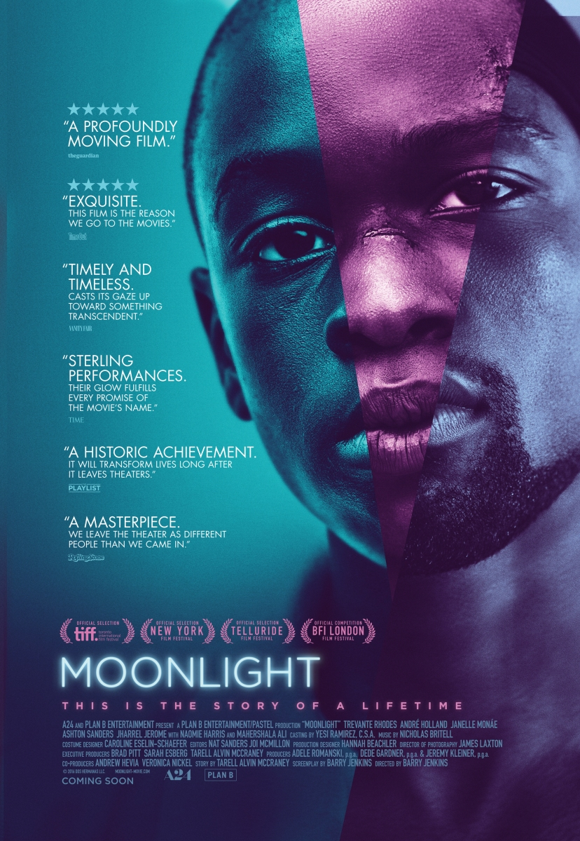 Oscar winner Moonlight shines above the rest