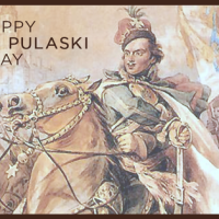 Truth behind Casimir Pulaski Day