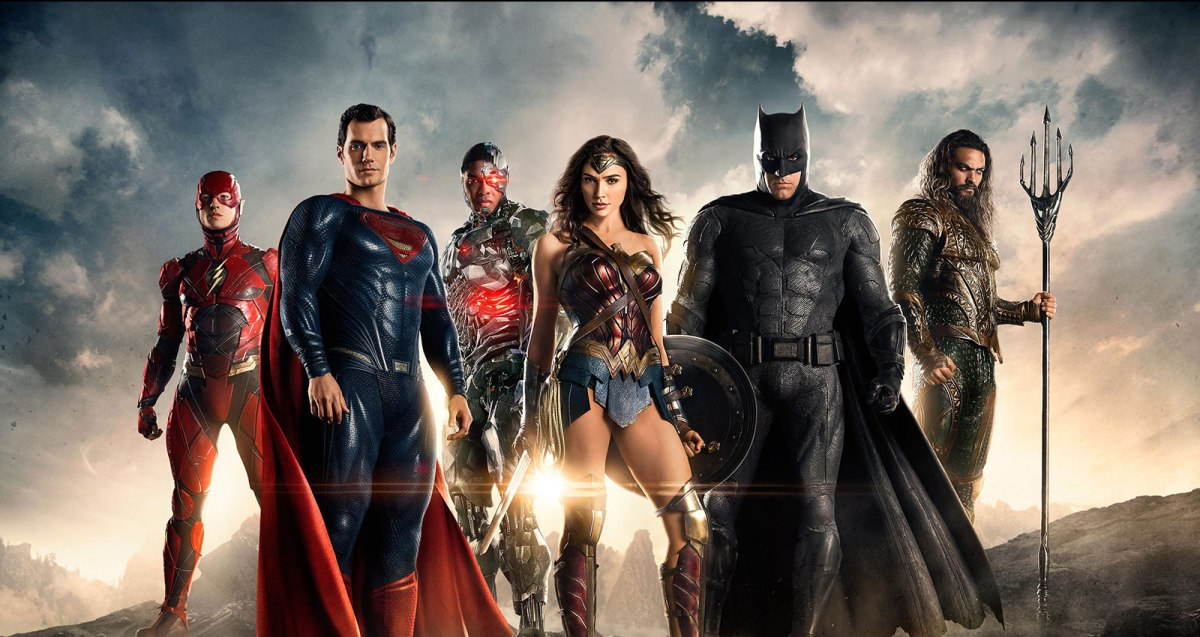Justice League: comic books don't always make good movies